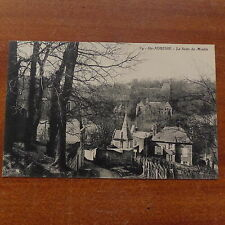 CPA 76 – Sainte Adresse la sente du moulin