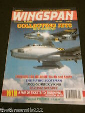 WINGSPAN #111 - COLLECTING JETS - MAY 1994