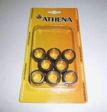 ATHENA KIT 8 RULLI VARIATORE (25X14,9X16GR) YAMAHA YP 400 MAJESTY