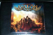 Timo Tolkki's Avalon The Land Of New Hope  LTD TO 700 SEALED STRATOVARIUS