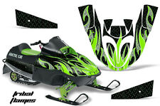Snowmobile Graphics Kit Decal Sticker Wrap For Arctic Cat Sno Pro 120 TRIBAL G K