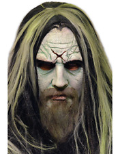 Rob Zombie Mask Rock Heavy Metal Music Halloween Horror Movie Collectible Latex