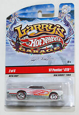 Hot Wheels Larry's Garage Holiday Christmas '67 PONTIAC GTO CHASE SIGNED