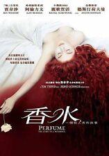 "Ben Whishaw ""Perfume: The Story of a Murderer"" HK Version Region 3 Drama DVD"