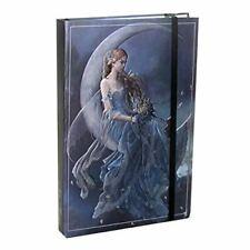 Wind Moon Embossed Journal Diary Notebook by Nene Thomas