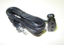 Vintage Singer Sewing Machine Standard Bakelite Power Cord, With New Wiring