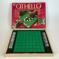 Vintage Othello Board Game-Peter Pan Playthings 1970s Boxed Complete FAST POST