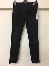 Diesel Clushy Stretch Jeans, Wash 008ZQ_Stretch, Black, Size - W26 L32.