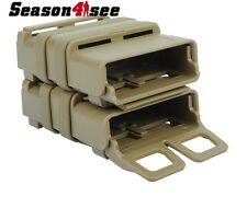 Airsoft Tactical Magazine Bags Holster Fast Mag Pistol M4 5.56 Mag Pouch Set