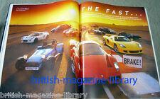 Evo Magazine Issue 100 - Ferrari Enzo v McLaren F1