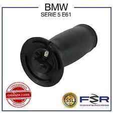 BMW 5 E61 MOLLA ARIA SOFFIETTO SOSPENSIONE AMMORTIZZATORE POSTERIORE 37126765602