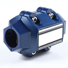 Universal Blue Trucks Cars Magnetic Gas Oil Fuel Saver Performance 2015 new