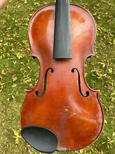 Old French Violin - no label - very good condition