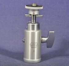 Leica Leitz 14115 KGOON / Kugelkopf Kugelgelenk Stativ Kopf 3/8 + 1/4 Anschluss