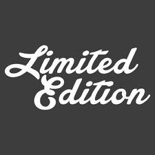 Limited Edition Sticker / Aufkleber / Tuning / JDM / Lustig / Stickerbomb