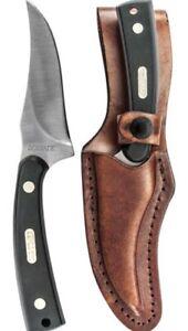 "SCHRADE OLD TIMER Sharpfinger Hunting Knife 7"" With Sheath NEW!"