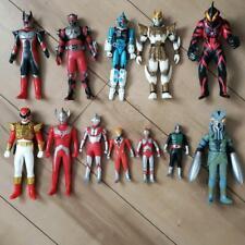 Ultraman Monster Figure Set Japanese Hero Vintage etc 12 bodies