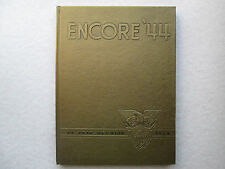 ENCORE '44 United States Military Academy West Point CLASS OF 1944 REUNION BOOK