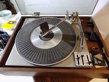Vintage Rca Victor Modular  Turntable Phonograph 16 33 45 78  Model RK 326E