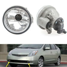 Front Light Fog Lamp w/ Bulb For Toyota Prius 2004 2005 2006 2007 2008 2009 PAIR