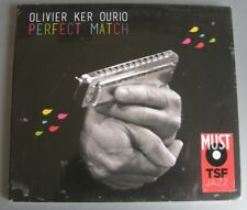 OLIVIER KER OURIO (CD) PERFECT MATCH - NEUF SCELLE