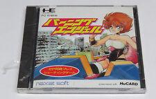 Burning ANGELS PC Engine HuCard Duo-Rx Japón Angel Naxat Soft * Totalmente Nuevo Sellado