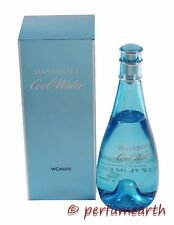 COOL WATER BY DAVIDOFF 6.7 OZ EDT SPRAY FOR WOMEN NEW IN BOX