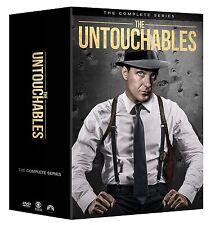 The Untouchables Complete Series DVD Set Season 1-4 Box Collection Episodes Lot