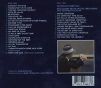 """FRANK SINATRA """"NOTHING BUT THE BEST (BEST OF"""" 2 CD NEW+ LIMITED CHRISTMAS EDITIO"""