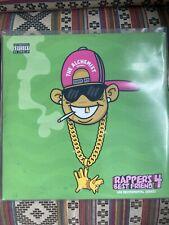 Rappers Best Friend Vol. 4 [2LP] ACTION BRONSON, FREDDIE GIBBS, Curren$y