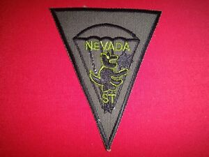 Vietnam War Subdued Patch US 5th SFGrp MACV-SOG RT NEVADA CCC