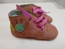 scarpe Chicco bambina vera pelle scamosciata misura 19