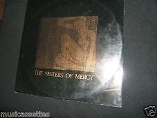 """THE SISTERS OF MERCY ALICE 12"""" UK VINYL"""