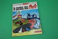 ASTERIX LE COMBAT DES CHEFS UDERZO DARGAUD 1966 IN LINGUA FRANCESE [Z03-048]