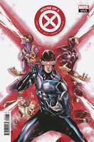 House of X #1 Marco Checchetto Cyclops Variant (2019) Marvel Comic Book NM