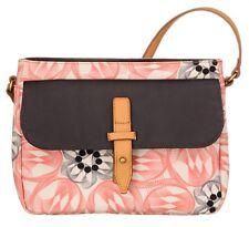 Oilily Flower Swirl S Shoulder Bag Umhängetasche Schultertasche Pink Flamingo