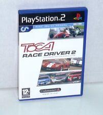 JEU PS2 COMPLET TOCA RACE DRIVER 2  REF 46