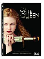 The White Queen - Serie Tv Completa - Cofanetto Con 4 Dvd - Nuovo Sigillato