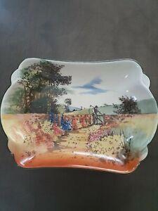 Royal Doulton  English Country Scene  Dish/Pin Tray
