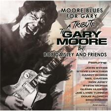 Bob Daisley and Friends Moore Blues For Gary Tribute to Gary Moore CD NEW