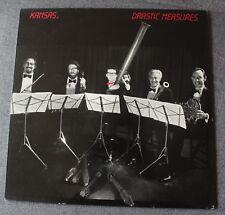 Kansas, drastic measures, LP - 33 Tours