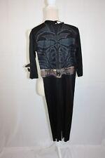 Rubies Child Costume Size 8 Black Batman The Dark Knight No Mask A40Rd9