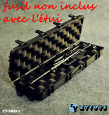 ZY TOYS 1/6 scale  8025 - WEAPONS CASE
