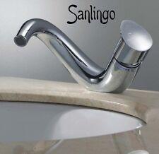 Sanlingo Design Waschbecken Armatur Badarmatur Horn Serie ISEO