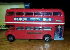 CORGI 468 ROUTEMASTER BUS OUTSPAN, (6D)