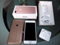Apple  iPhone 7 Plus - 32 GB - Rose Gold (Ohne Simlock) Smartphone