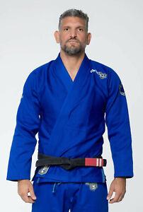 Kingz Nano 2.0 BJJ Blue Gi Brazilian Jiu-Jitsu Gi Kimono Grappling A1
