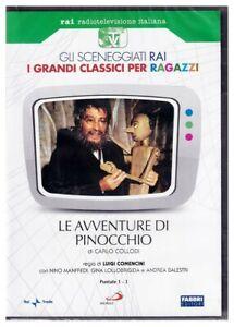 Dvd I grandi Sceneggiati Rai per ragazzi collezione completa