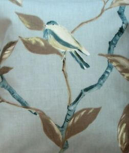 'Chinese Birds' Floral