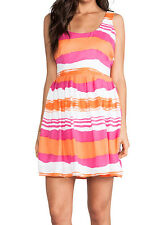 NWT JACK BY BB DAKOTA STRIPE JAMBAND WAVE DRESS SIZE 8